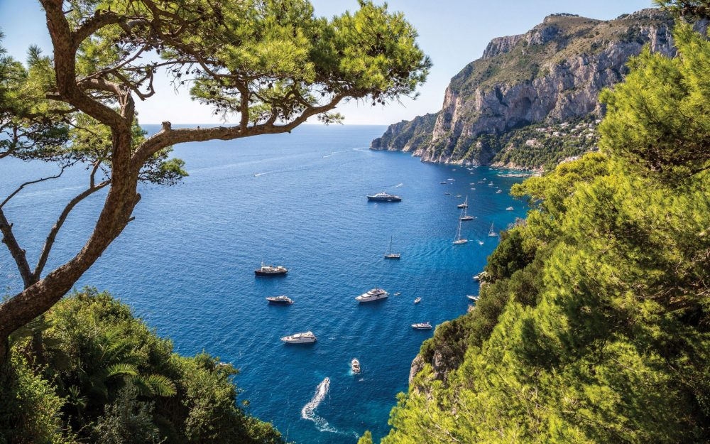 Gastronomy week on the coast of southern Italy