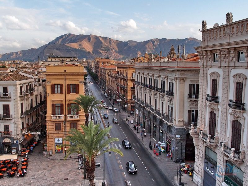 A week in Sicily