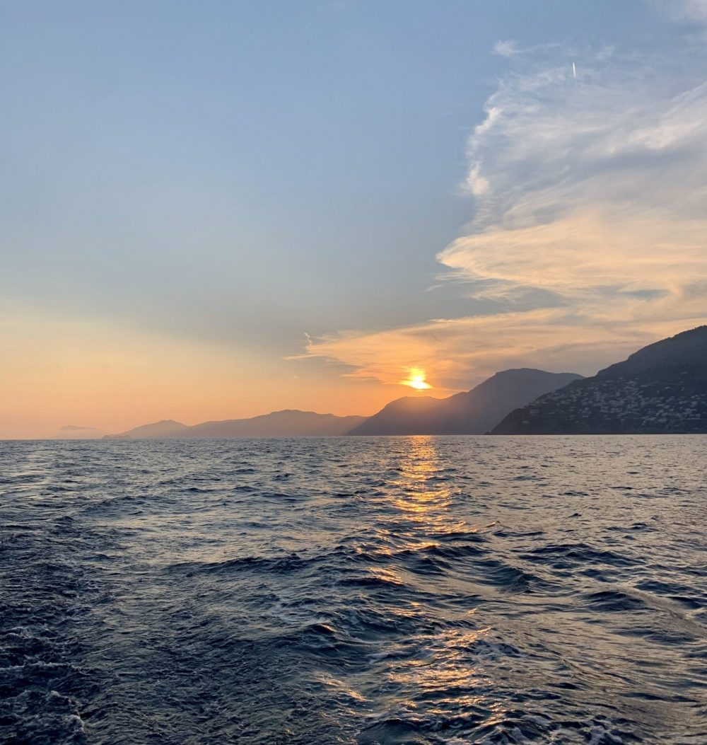 Weekend on the Gulf of Naples